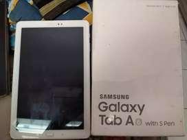 Dijual Cepat Samsung Tab A6 with S pen