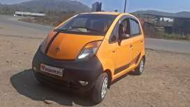 Tata Nano 2012 Petrol 17641 Km Driven