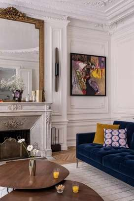 Classic & royal style interior designing