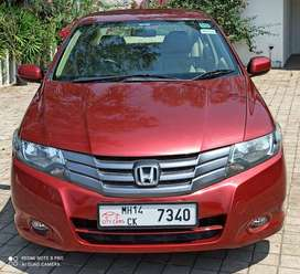 Honda City 2008-2011 1.5 V AT, 2011, Petrol