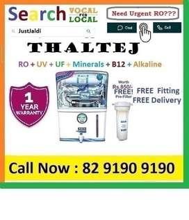 Thalpure RO Water Purifier Water Filter AC TV Cooler DTH 1BHK Fridge A