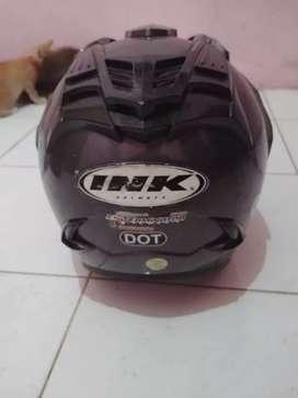 helm g2 double visor  mau jadi helm fullface