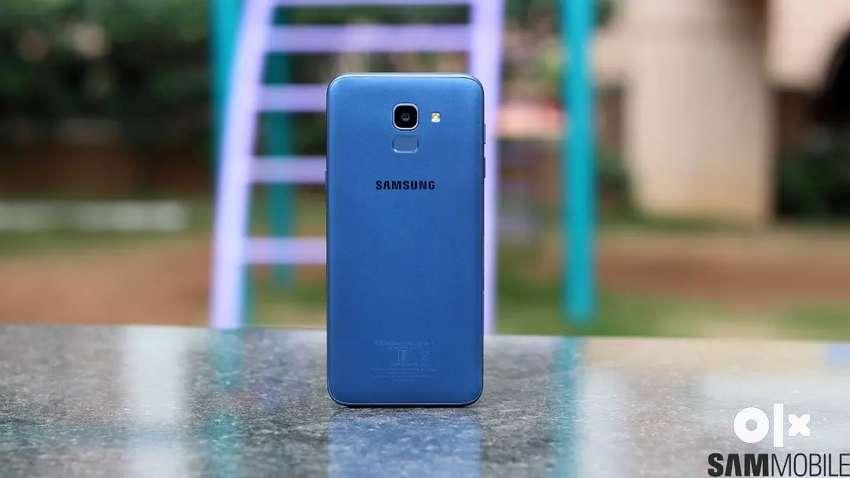 Samsung Galaxy j6. New condition.