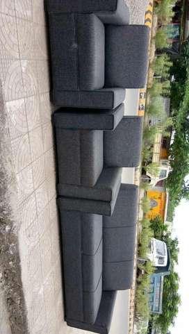 New Modern sofa set 3 in 2
