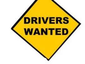 Wanted driver for car