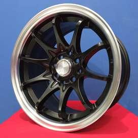velg mobil xenia hsr hiroshima ring 15 inch / wheelskingdom