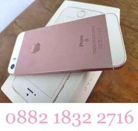 Jual Cepet iPhone SE Rose Gold Fullset