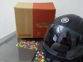 Yamaha Original Helmet New Patty Pack