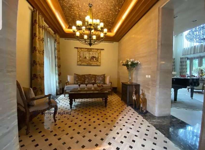 Rumah Mewah Tropical Minimalis Modern Di Pondok Indah 0