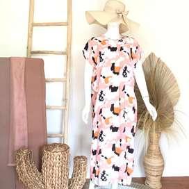 Kiandra long dress