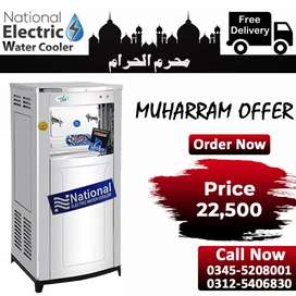 special month offer electric water cooler