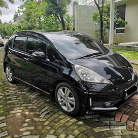 [Dp32jt] Honda Jazz RS matic 2012 Hitam