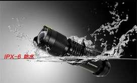 Senter Police LED Waterproof Pocketman