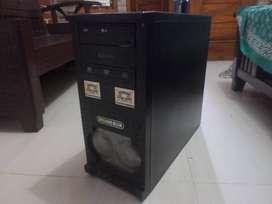 PC Mobo Giga Byte Core i3+Power Supply+RAM 2GB DDR3+DVD-RW,Normal