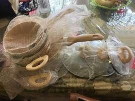 7 piece pots set for sale
