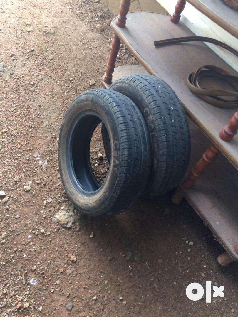 Brand new maruti 800 four tyres 0