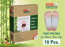 Health and Blessings Footox Detox Foot Pads