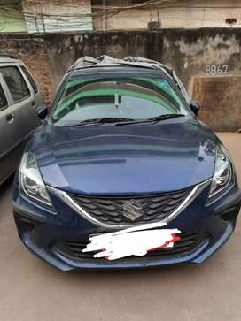 Maruti Suzuki Baleno 2019 Petrol Well Maintained