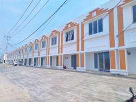 Ruko dijual dengan lokasi Strategis di pinggir jalan luas bangunan 150