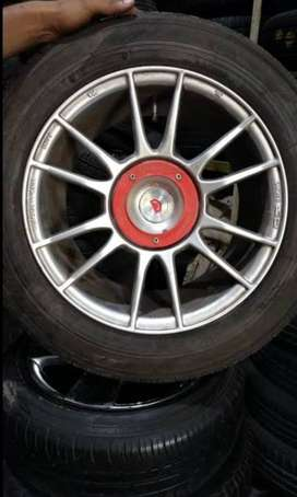 A good variety of import Tyres available