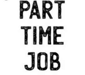 we provide an easy ad promoting part time jobe home based