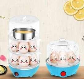 3 susun alat rebus telur egg boiler tudung saji 3 susun elektrik