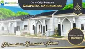 Kampoeng Darussalam Rumah Syariah Modern Minimalis