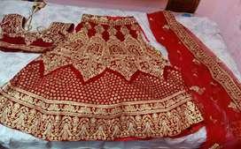 A Copy of Sabhya Sanchi designed Lehnga