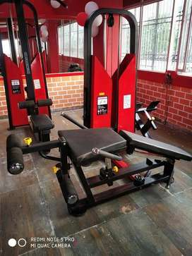 full comment New own Gym set up