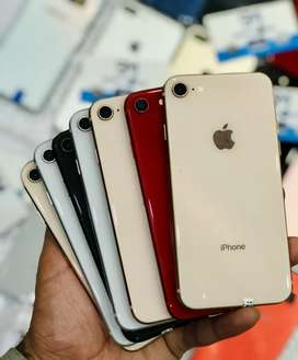 Apple IPhone 8 64GB PTA Approved Factory Unlocked