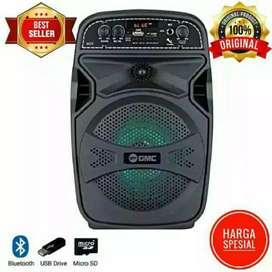 PROMO Speaker Bluetooth Multimedia GMC 897M Speaker Karaoke