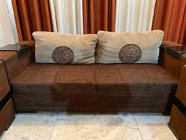 7 seater sofa in good condition
