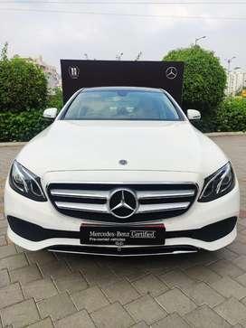 Mercedes-Benz E-Class E 200, 2020, Petrol