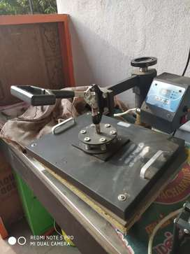 Photo Mug /tiles/ tshirt printing machine