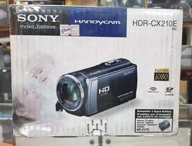 HDR-CX210E Sony Handycam On Cash and easy Instalments.