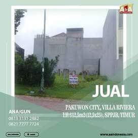 DIJUAL TANAH MURAH PAKUWON CITY