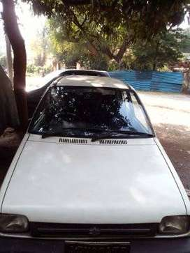 Well Maintained Maruti Suzuki 800 of average 22Kmpl is for sale at 60K