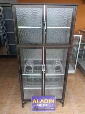 Rak piring pintu 2 ready Aladin Mebel Balongbendo 1211