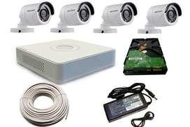 Paket promo Pasang Cctv Camera 1080 hd sni