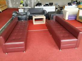 Sofa panjang untuk ruang tunggu dsb