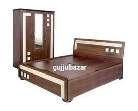Combo of bed and wardrobe Model 0123