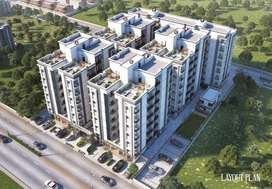 2BHK LUXURIOUS FLAT FOR SALE- DABHOI ROAD-NAMAN HEIGHTS