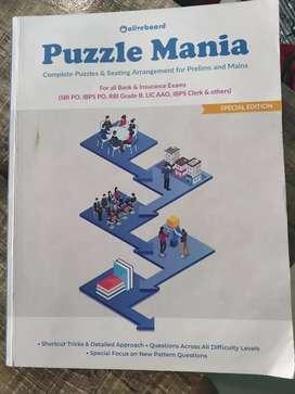 Puzzle mania Olive board