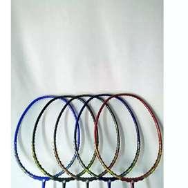 Raket kebanggan badminton tarik 30lbs mampu bulutangkis