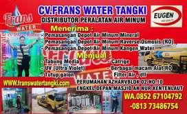Trimaah pemasangan dan servis isi ulang air minum