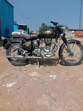 Taste a Royal Enfield made like a Gun