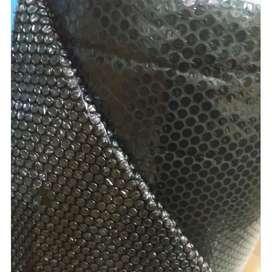 Ready Bubble Wrap Packing Hitam uk 100x125 CM