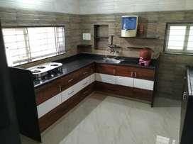 2 bhk Furnished Villa Floor On Rent at Shivranjani