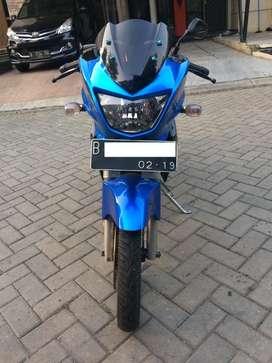 Dijual Kawasaki Ninja R 150 Tahun 2014