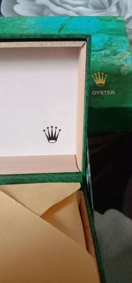 Brand New Watch Box For Rolex